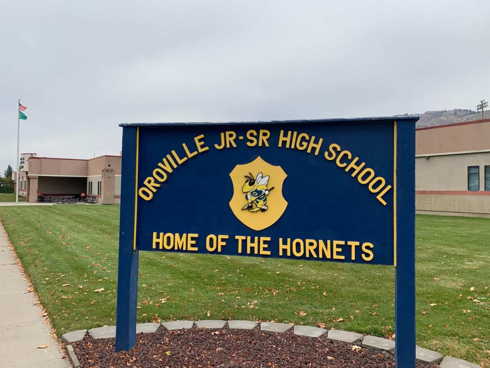 Oroville Jr/Sr High School