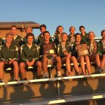 Millard West High School Boys Varsity Cross Country finishes 1st place