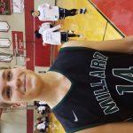 Boys Sophomore Basketball beats Omaha South 65 – 28