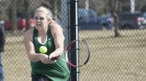 Millard West Varsity Tennis vs Bryan 04.05.18