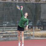 Millard West Varsity Tennis vs Lincoln SW & Burke 03.30.18