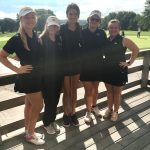 MW Girls Golf places 2nd at Papio Invite