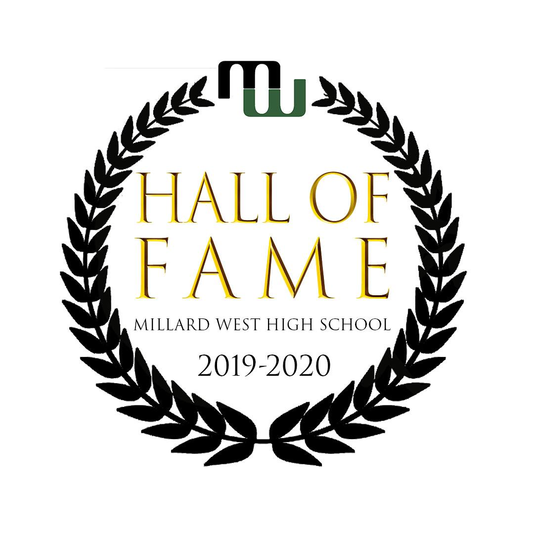 NEW Millard West Hall of Fame