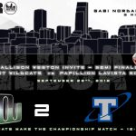 Wildcats defeat the Titans at Allison Weston Invite