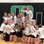 Wildcats Win the District A-4 Volleyball Championship Defeating Lincoln Southwest 3-1