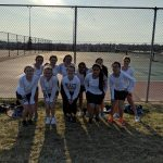 Girls Junior Varsity Tennis falls to Papillion-La Vista 6 – 3