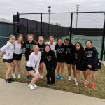 Girls Junior Varsity Tennis falls to Marian 9 – 0