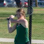 Millard West Varsity Tennis vs Lincoln SW and Burke 04.08.19