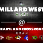 Wildcats finish 2nd at Heartland Crossroads Tournament over the weekend.
