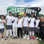 Boys Junior Varsity Tennis finishes 2nd place at Millard West Invitational @ Koch Family Tennis Center