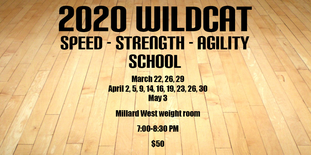 Wildcat Speed School