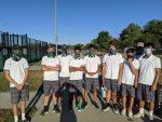 Boys Varsity Tennis falls to Westside 6 – 3
