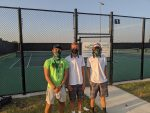Boys Varsity Tennis falls to Elkhorn South 8 – 1