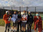 Boys Varsity Tennis falls to Creighton Preparatory School 8 – 1