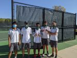 Boys Varsity Tennis finishes 8th place at Metro Tournament @ Koch Tennis Center