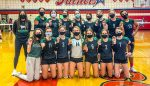 Girls Freshman Volleyball Won the 2020 Metro Freshman Conference Tournament