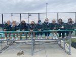 Girls Varsity Tennis Sweep the Thunderbirds 9-0