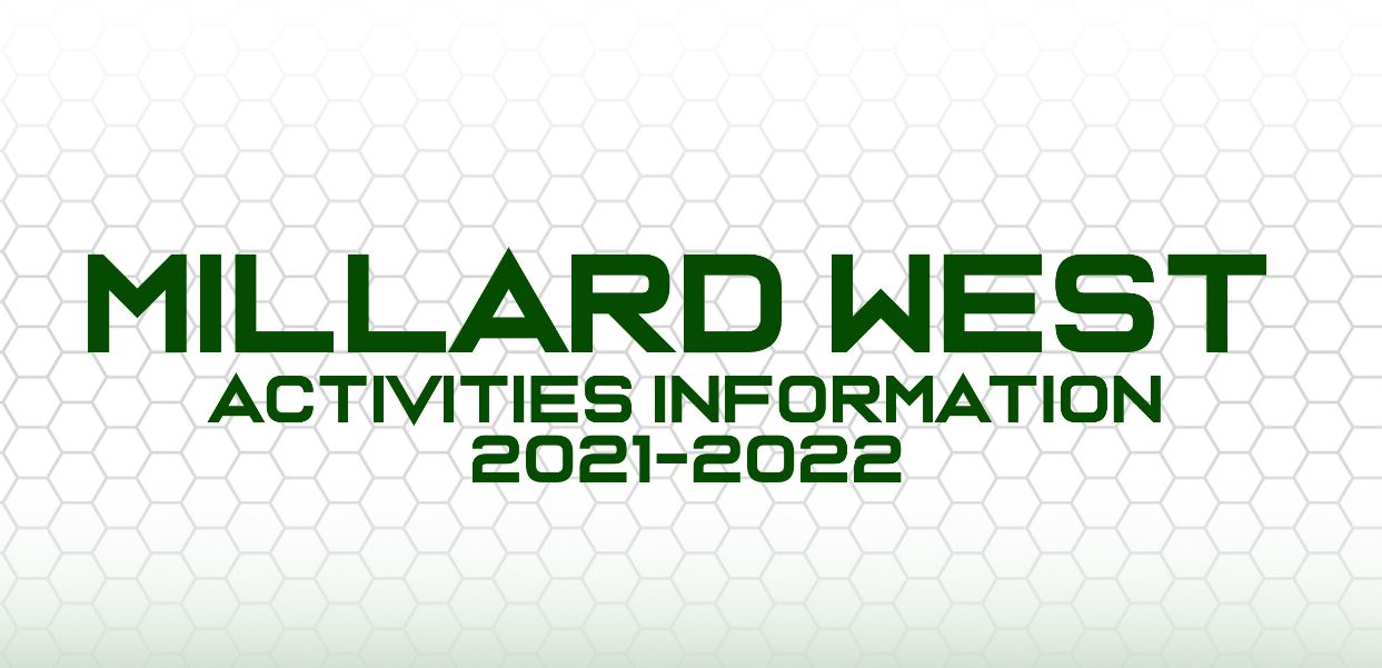 2021-22 Activity Information