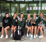 Girls Varsity Tennis finishes 2nd place at Invitational @ Woods Tennis Center