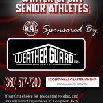 Winter Senior Athletes - 2021