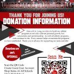 Athletic Program – Donations