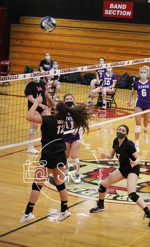 Volleyball v. Columbia River – February 23, 2021