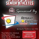 Spring Senior Athletes - 2021