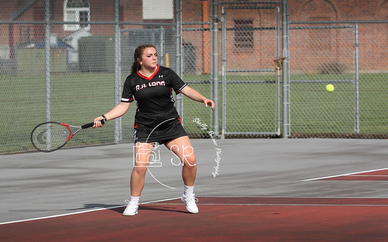 Girls Tennis v. Mark Morris – March 31, 2021