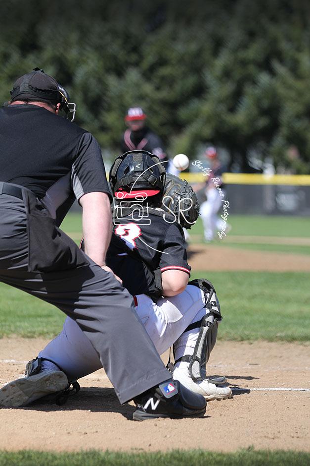 V Baseball v. Ft. Vancouver – April 5