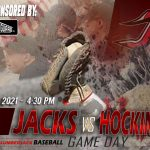 V Baseball v. Hockinson Livestream – April 14, 2021