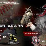 Baseball Round Robin Livestream – May 5, 2021