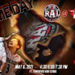 Boys Basketball Season Opener – May 8, 2021