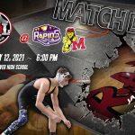 Wrestling Season Opener – May 12, 2021