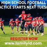 1st HSFB Practice Set for Next Tuesday