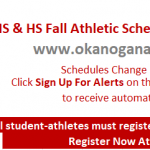 HS and MS Schedules Posted Now