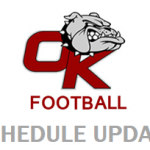 HSFB Game @ Wahluke Rescheduled