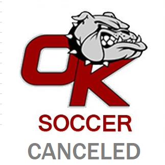 Girls Soccer Match Canceled