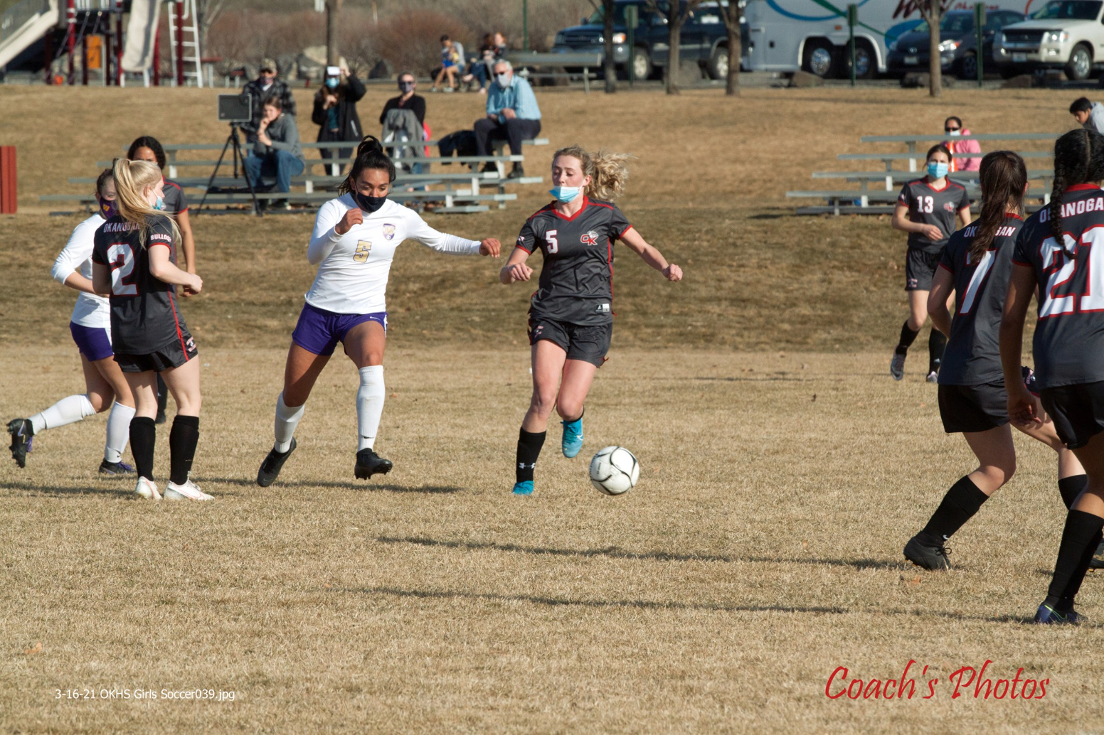 Girls Soccer – March 16, 2021 – Photos by Craig Nelson