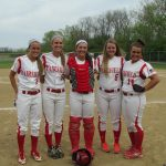 Softball celebrates senior day with 7-4 win over Middletown