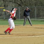 Varsity softball weekend update…Grein pitches her first career win and no hitter on the same day…