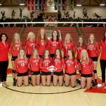 2017 Girls Volleyball