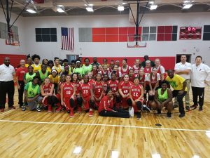 2017-2018 Girls Basketball Camp – Mercy Health Tipoff Classic & Toy Drive
