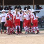 Varsity Softball continues to roll with win over Franklin – Barrett's walk off ends the game in 6 innings…