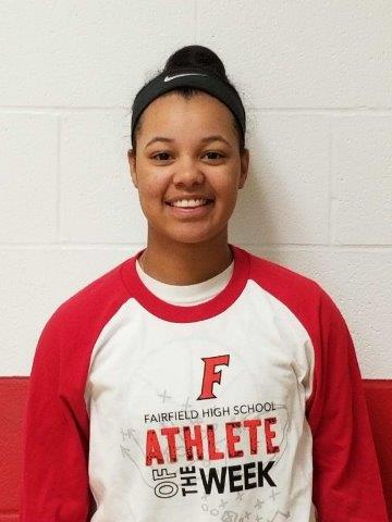 Athlete of the Week – Apr 9 – Apr 15 – RHIANA HUBBARD (SR) – Softball