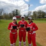 Softball now 14-6, Seniors Recognition Day set for Monday, April 30