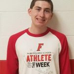Athlete of the Week  Apr 23 – Apr 29   JAKE HEYSER (JR) – Tennis
