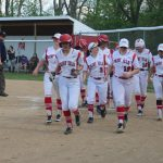 Softball finishes regular season 16-7 looks on to Sectional Tournament Wednesday, May 9 vs McAuley 5:00 @ home