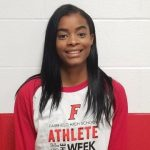 Athlete of the Week Apr 30 – May 6 – TYRA KENNEDY (SR) – Track & Field