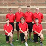 Boys Golf qualifies for District Tournament
