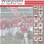 Football – Weekly War Path – Volume 1